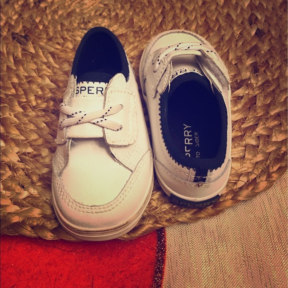 Sperry Other - 3 month baby Sperry Shoes